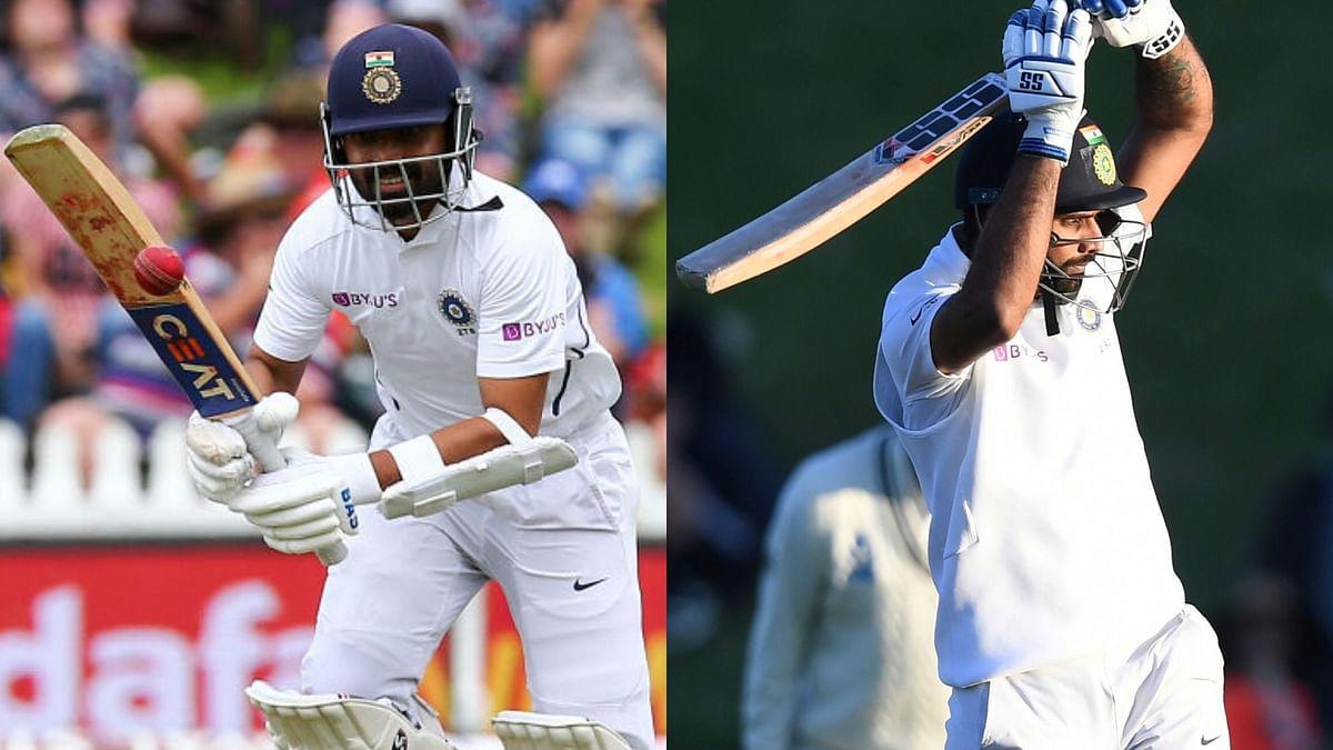 Wellington Test: Rahane, Vihari Fight as India End Day 3 at 144/4