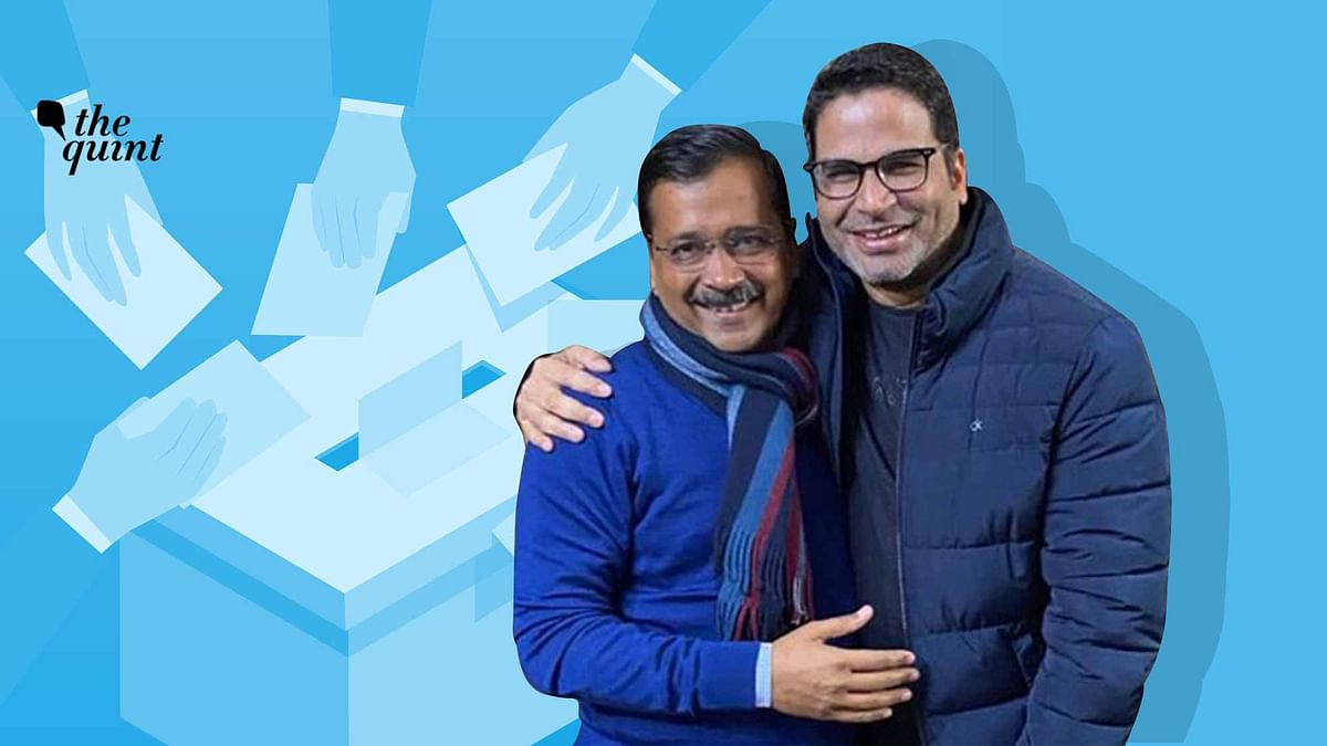 Preparing to wade into the Delhi battle, the AAP had declared in December 2019 that it had signed on Kishor's I-PAC.