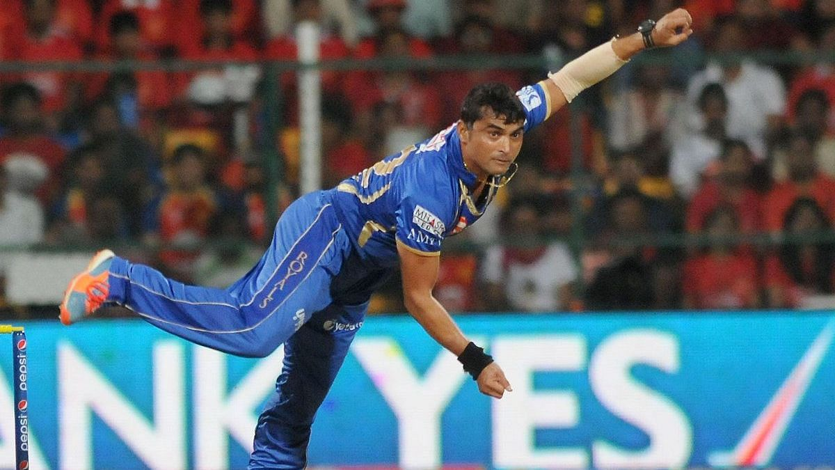 IPL's Oldest Player Pravin Tambe Disqualified From the Tournament