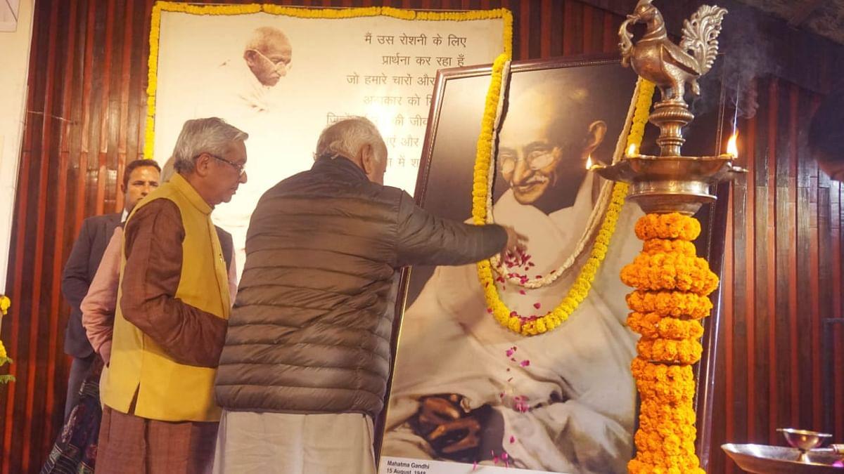 'Gandhi Said He Was Kattar Sanatani Hindu': RSS Head Mohan Bhagwat