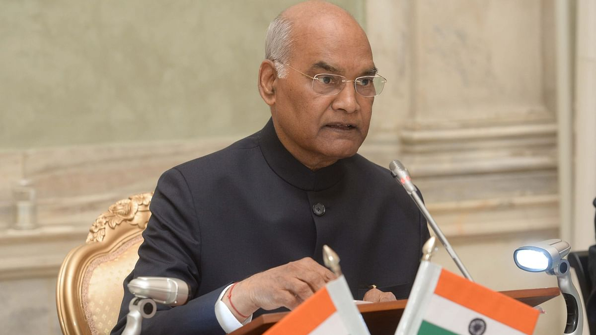 'Let's Create an Inclusive Society': Prez Kovind on New Year's Eve