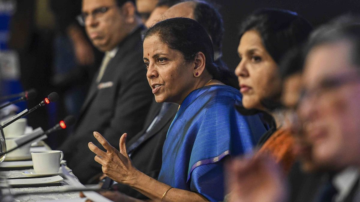 Won't Repeat Mistakes of Previous Regime & Splurge: FM Sitharaman