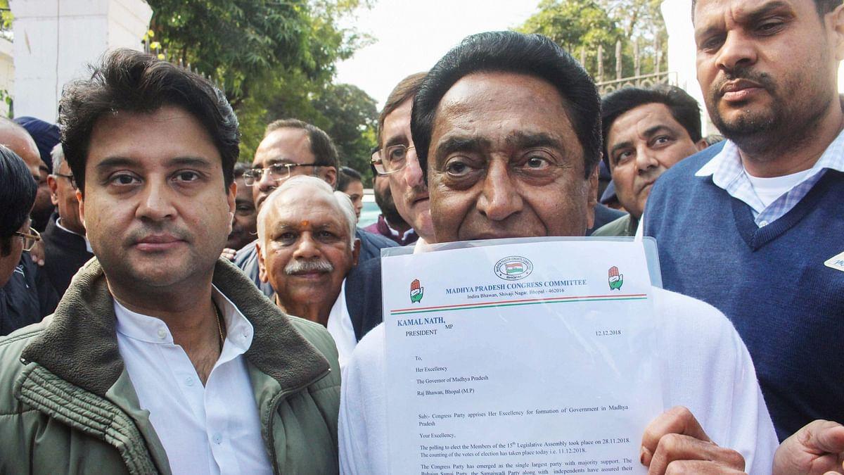 Kamal Nath-Scindia Spar Over Unfulfilled Manifesto Promises in MP