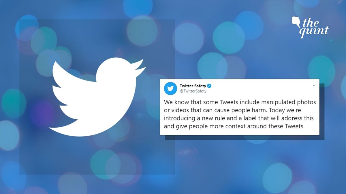 Twitter Will Label Tweets With 'Manipulated Media' from March 5