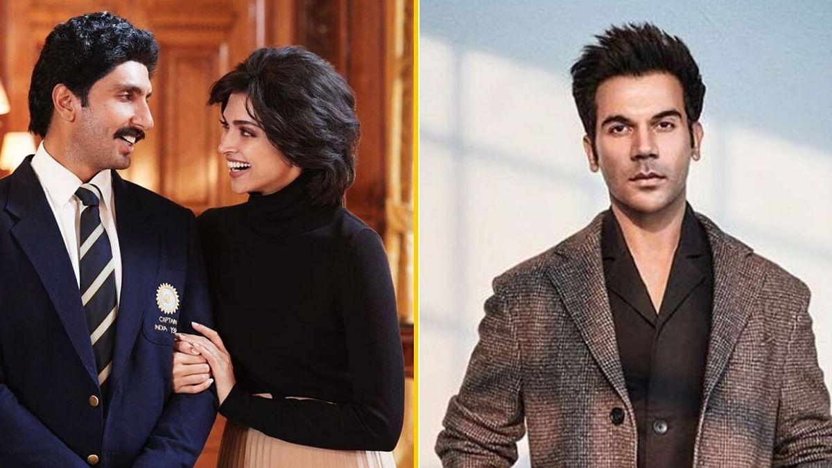 QuickE: Deepika as Romi Bhatia in '83'; Rajkummar's Next