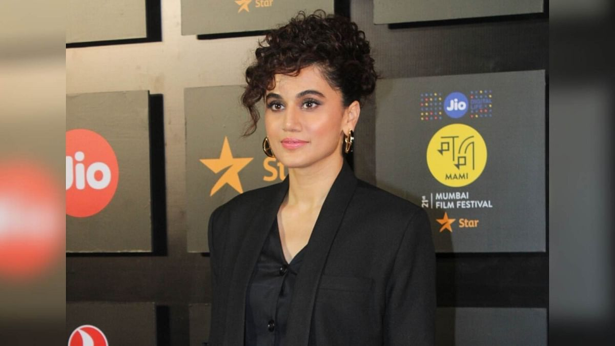Taapsee's Sharp Response to Man Questioning Her Voting in Delhi