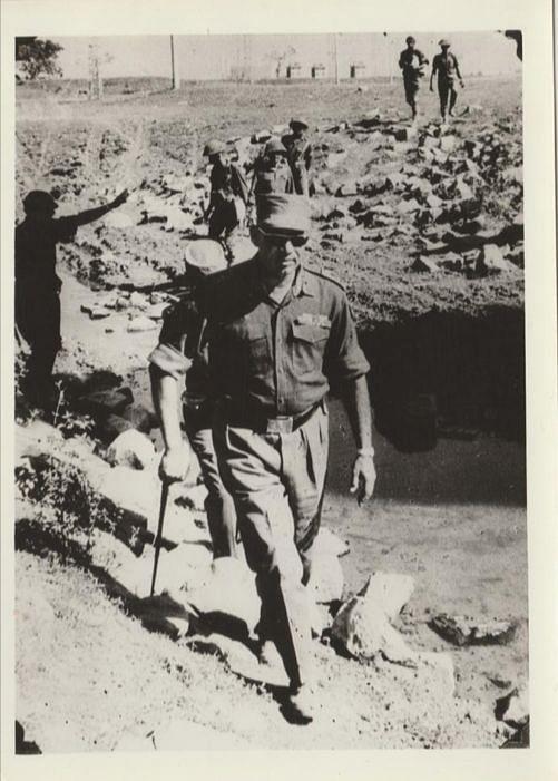 Lieutenant General Sagat Singh
