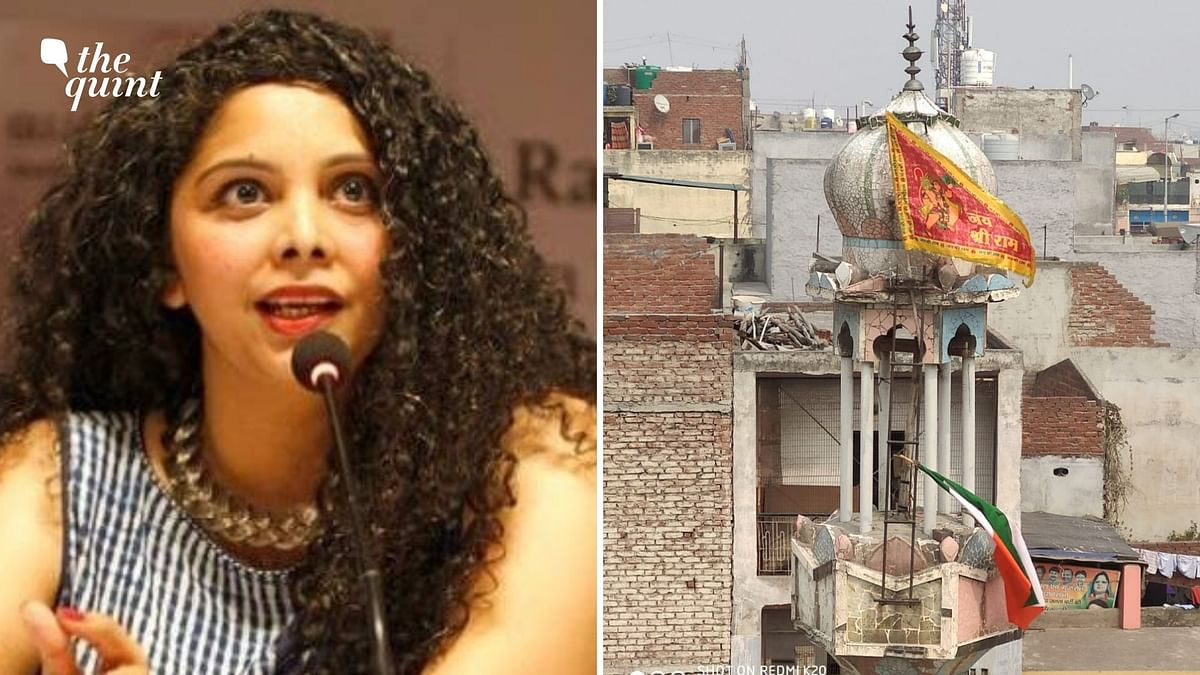 'Cowards Can Only Intimidate': Rana Ayyub Responds to Complaint