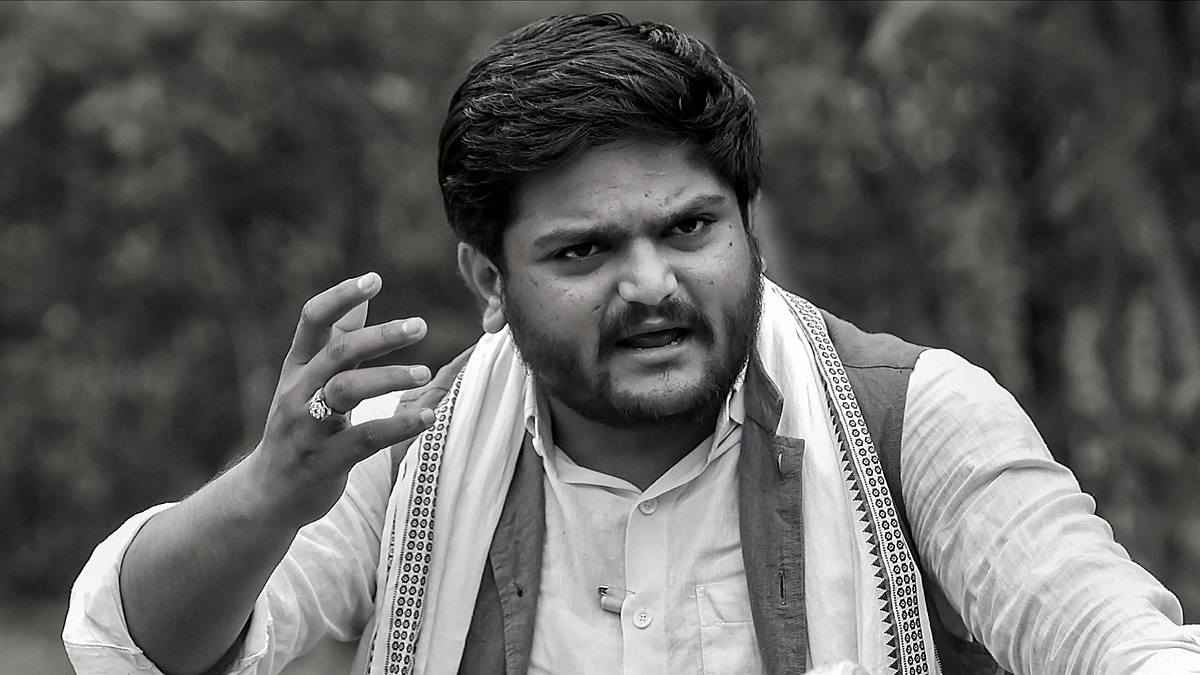 Hardik Patel Appointed as Working President of Gujarat Congress