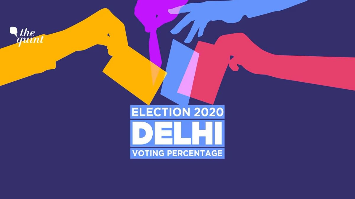 Delhi Polls: Voter Turnout Sees Late Surge to Close at 62.59%