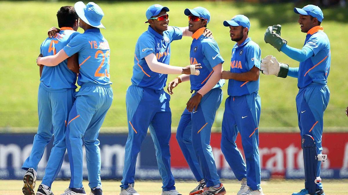 Fancied India Meet Pakistan in First Semi-Final of U-19 World Cup
