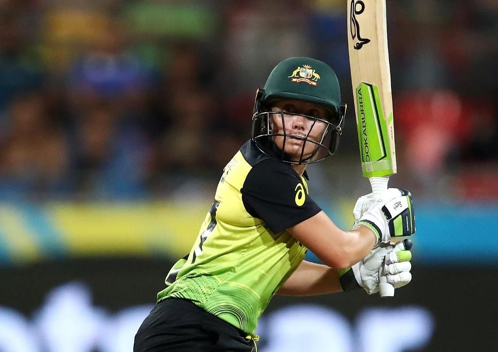 Alyssa Healy's knock was studded with six boundaries and a six.