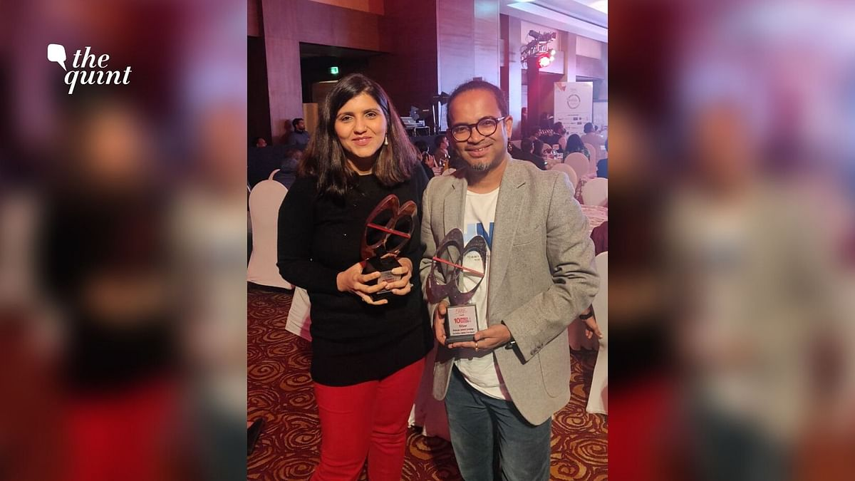The Quint Clinches 2 Silvers at IAMAI's 10th India Digital Awards