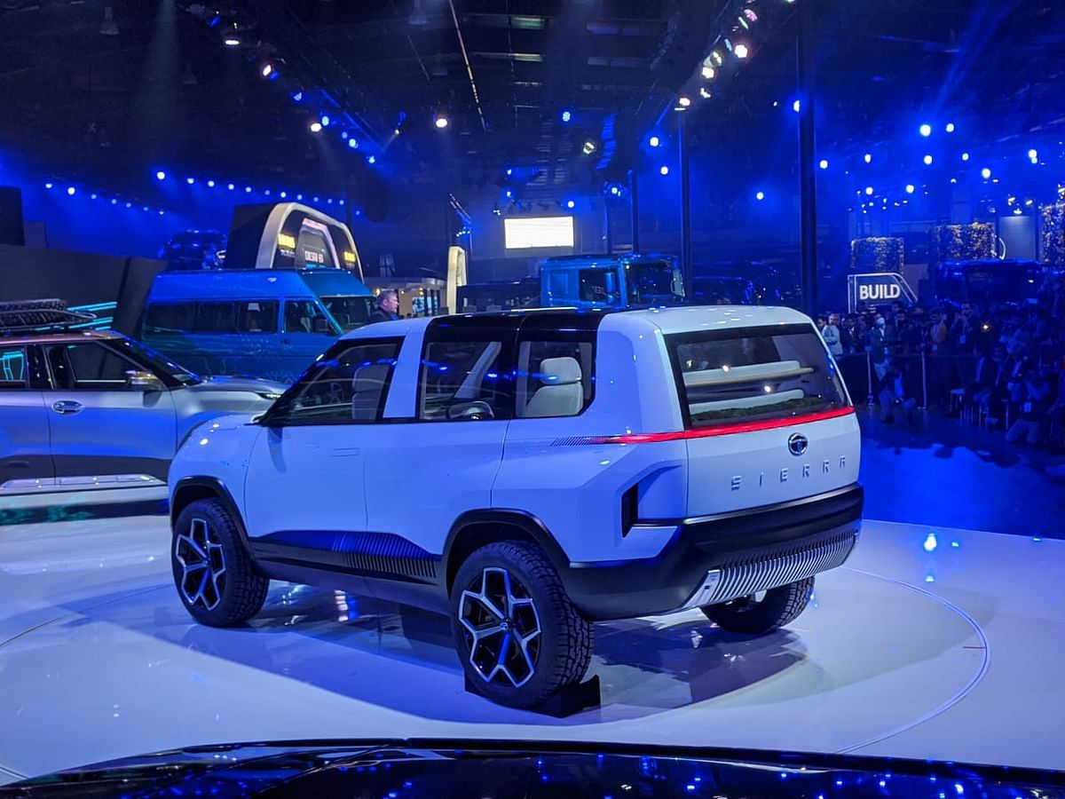 Tata Motors is now trying to experiment with design of its cars.