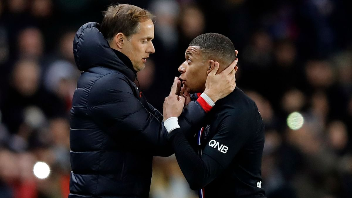 Unhappy Kylian Mbappe Undermines Tuchel's Authority at PSG