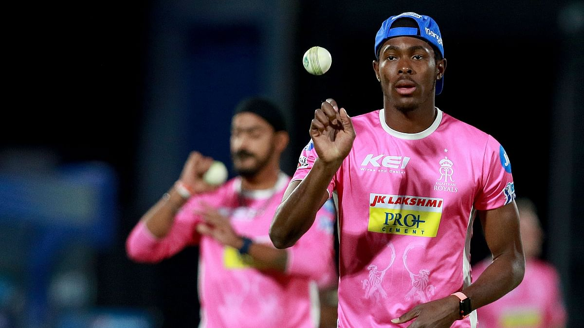 Rajasthan Royals' Archer Ruled Out of IPL With Stress Fracture