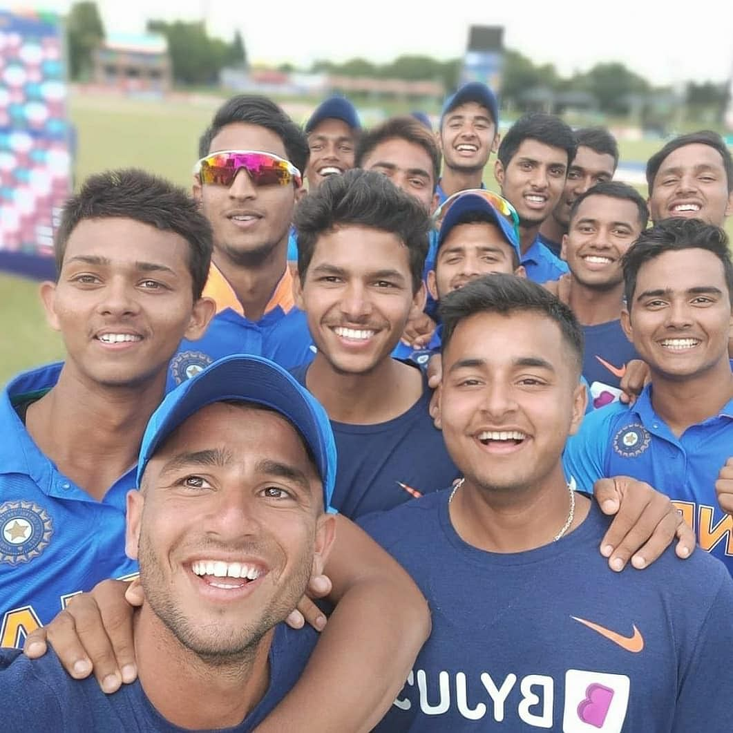After putting in a stupendous effort throughout the tournament, the India under-19 side lost the World Cup final against Bangladesh on Sunday.