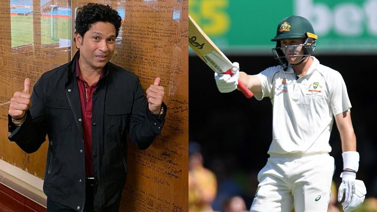 Sachin Says Marnus Labuschagne Reminds Him Most of Himself