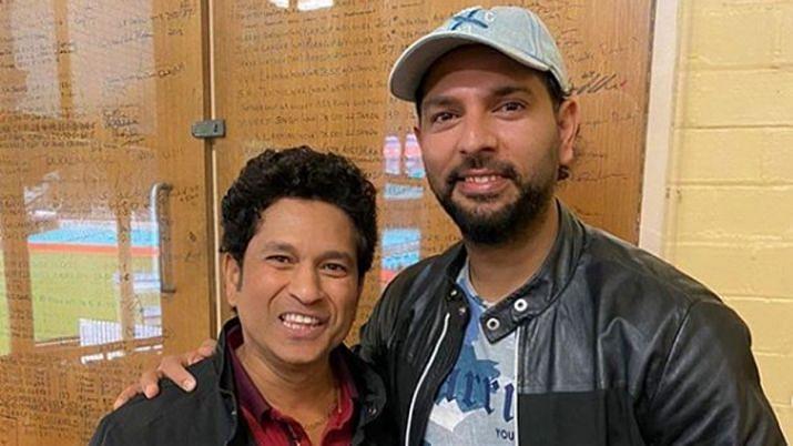 Sachin Tendulkar is in Australia to coach Ponting XI for the Bushfire Cricket Bash.