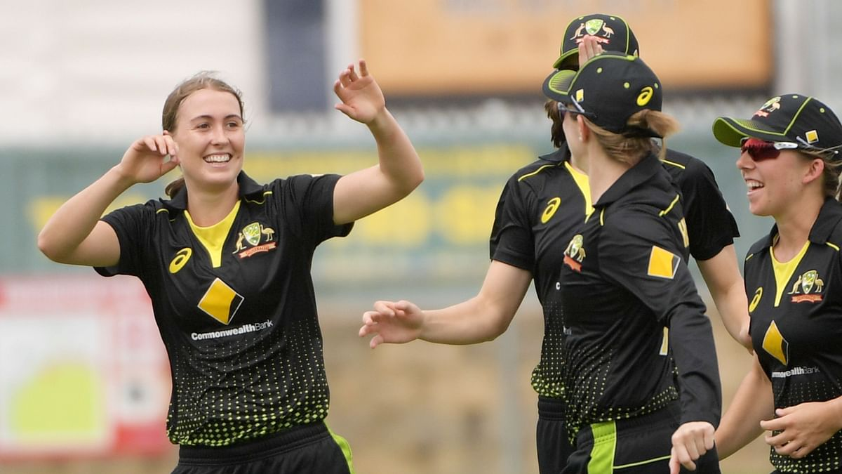 Elysse Perry's All-Round Effort Guide Aus to 4-Wicket Win vs India