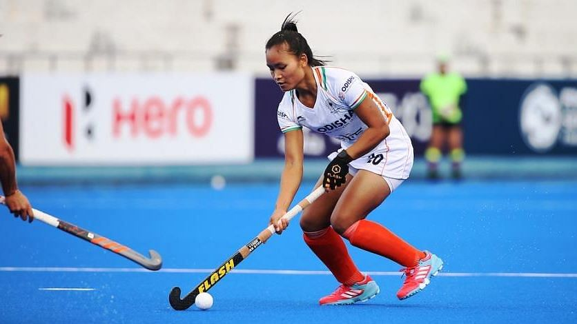 Lalremsiami's father had passed away when the Indian eves were participating in the FIH Series Finals 2019.