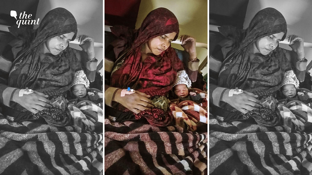 Home Torched by Mob, Delhi Family Finds Hope in 'Miracle Baby'