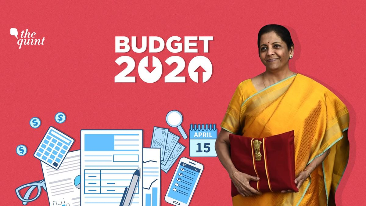 Catch all the Budget 2020 live updates here.