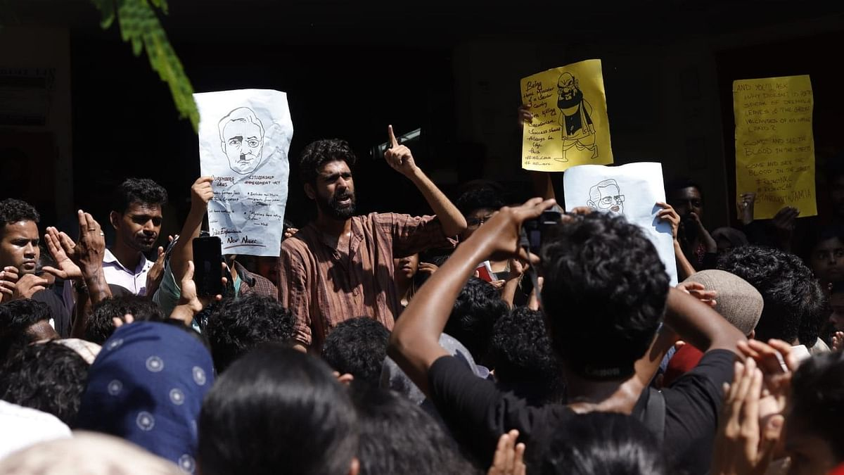 'Undemocratic Circular': Pondicherry Univ Students Slam Admin