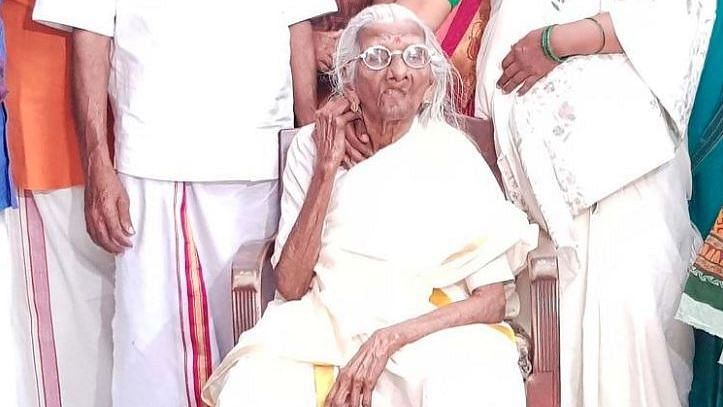 At 105, Kerala's Bhageerathi Amma Passes Level 4 Exams