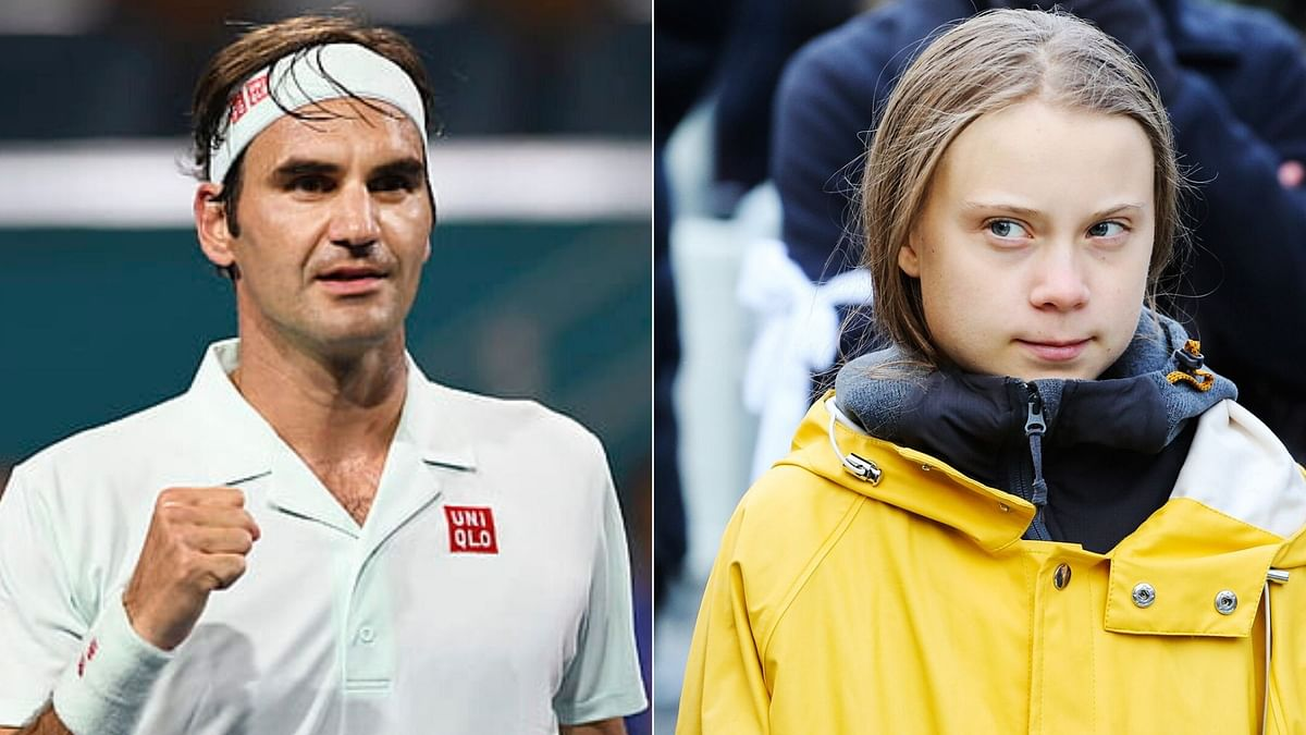 'I Can't Do Everything': Roger Federer's Reply to Greta Thunberg