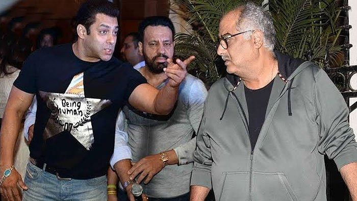 Relationship With Salman is Strained: Boney Kapoor