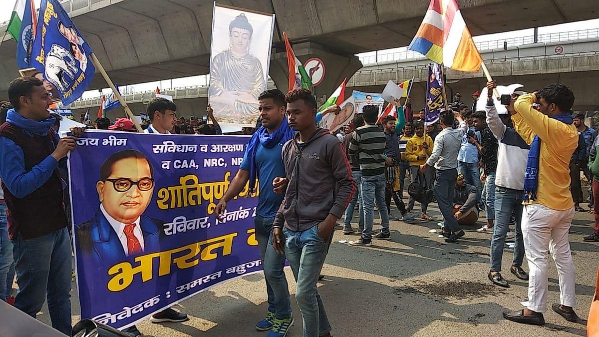Bhim Army Chief Calls for Bharat Bandh; UP, Bihar, NCR Feel Impact