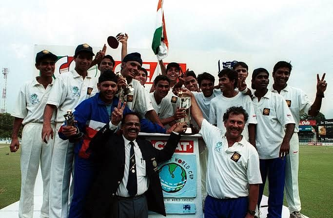 Yuvraj Singh had scored 203 runs and picked up 12 wickets in the under-19 World Cup in 2000.