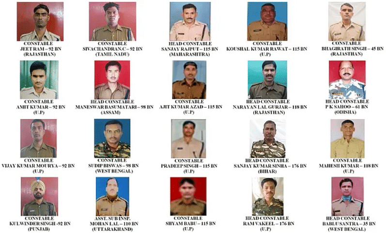 The 40 Martyrs of Pulwama Attack