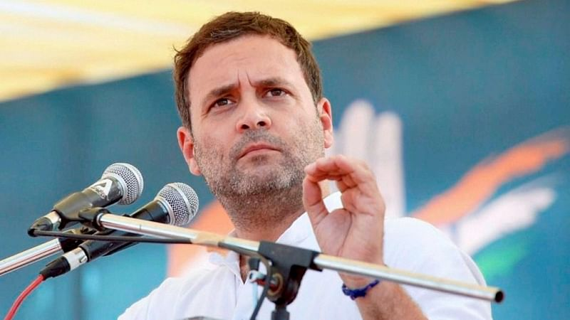 Rahul Gandhi Says Govt Not Taking Coronavirus Threat Seriously