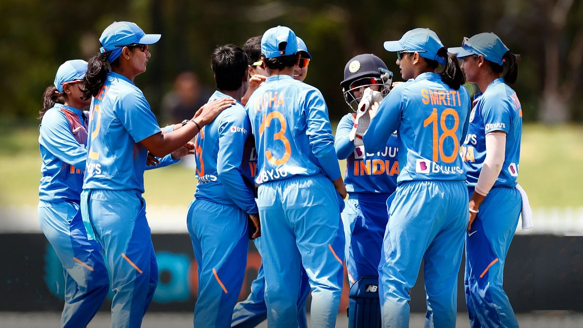 Poonam's Three Wickets Help India Edge Out WI in World Cup Warm-Up