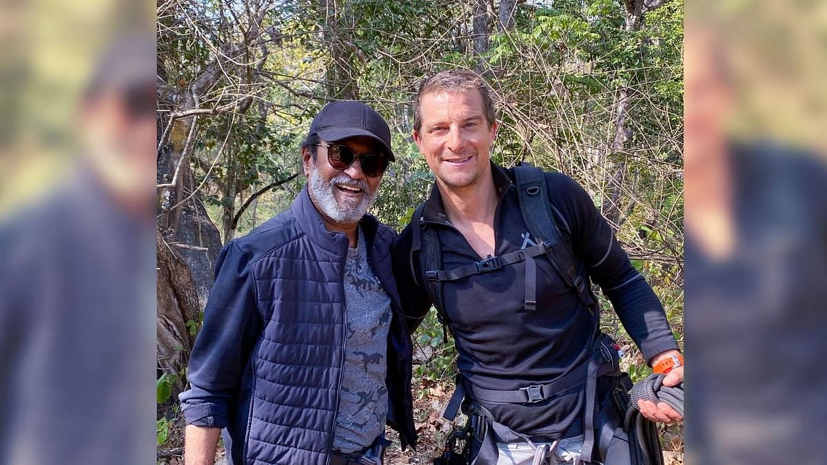 Here's a Sneak Peek at Rajinikanth's 'Into the Wild' Appearance