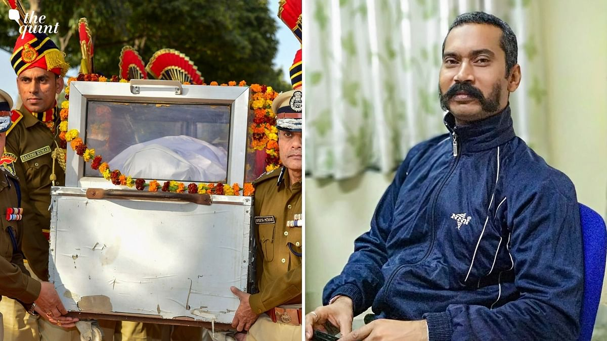 Delhi LG Leads Wreath-Laying Ceremony of Slain Police Constable