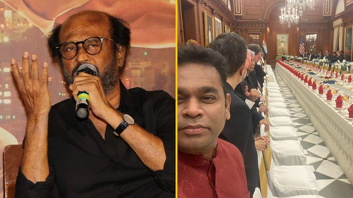 QuickE: Rajinikanth Condemns NE Delhi Violence & More