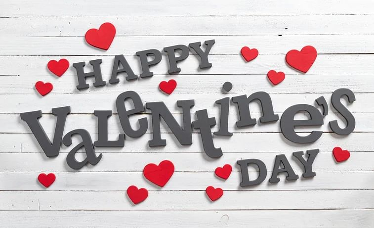 Valentine's Week List and History