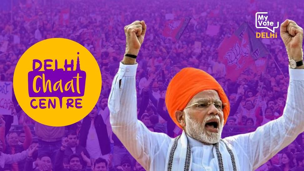 Join 'Delhi Chaat Centre' live on YouTube, Twitter and Facebook to know more.