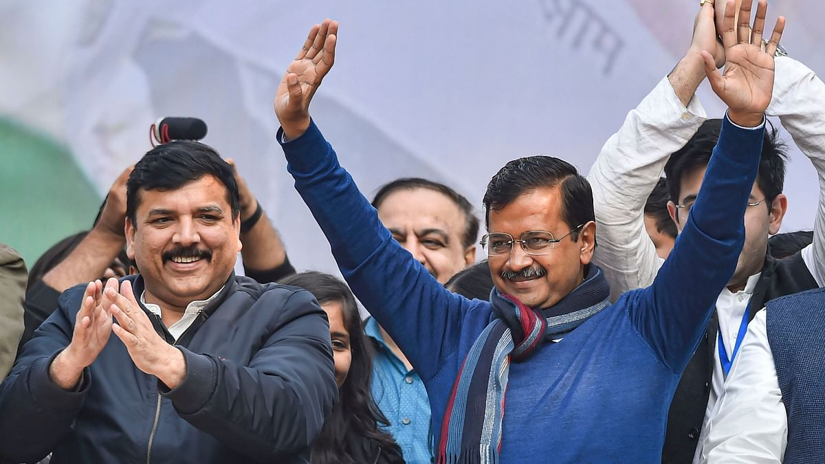 'Beginning of a New Kind of Politics': Kejriwal on AAP Victory