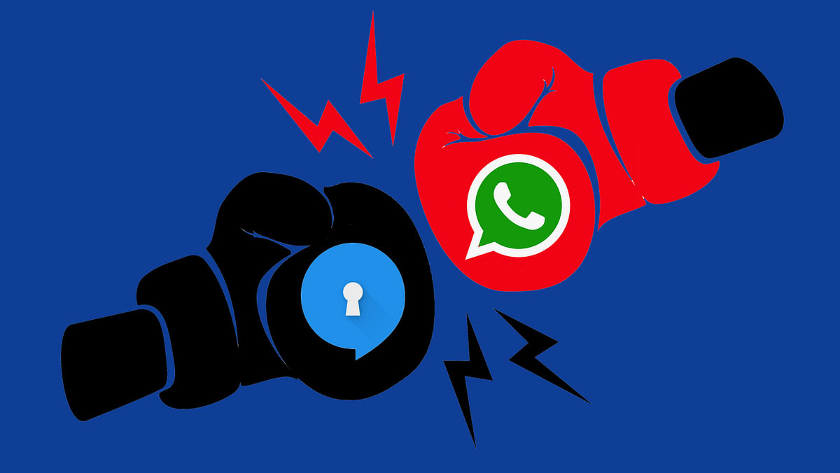 Here's How Secure Messaging App 'Signal' Plans to Rival  WhatsApp