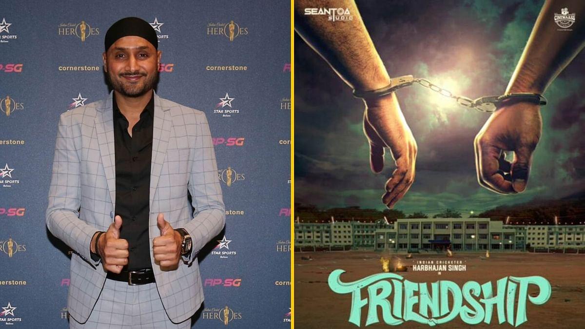Harbhajan Singh to Make Acting Debut in Tamil Film 'Friendship'
