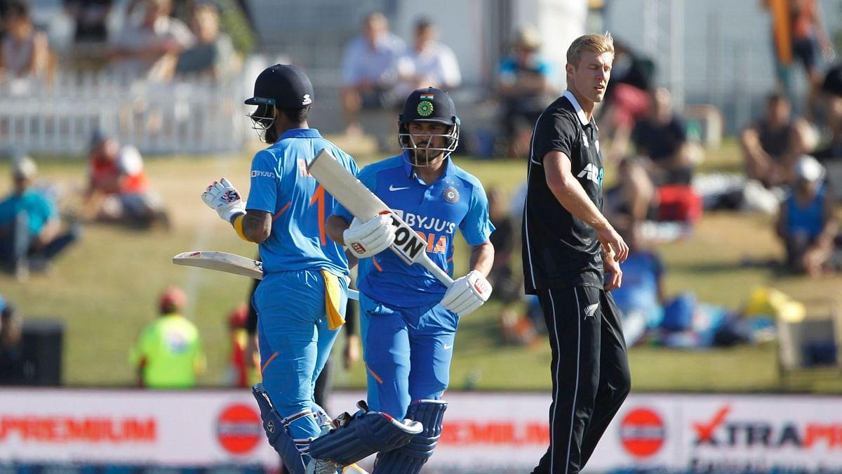 KL Rahul, Manish Pandey Converse in Kannada in Match Against NZ