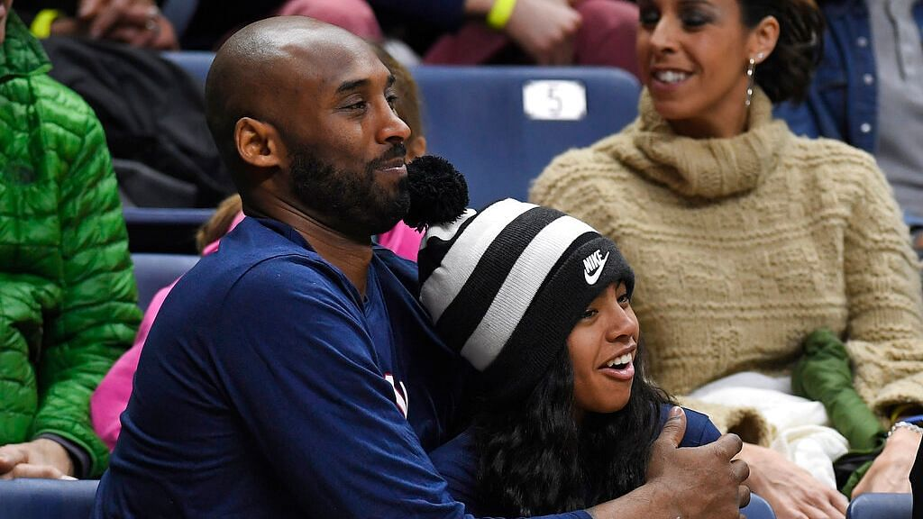 Kobe Bryant and his 13-year-old daughter Gianna died in a helicopter crash on 26 January.