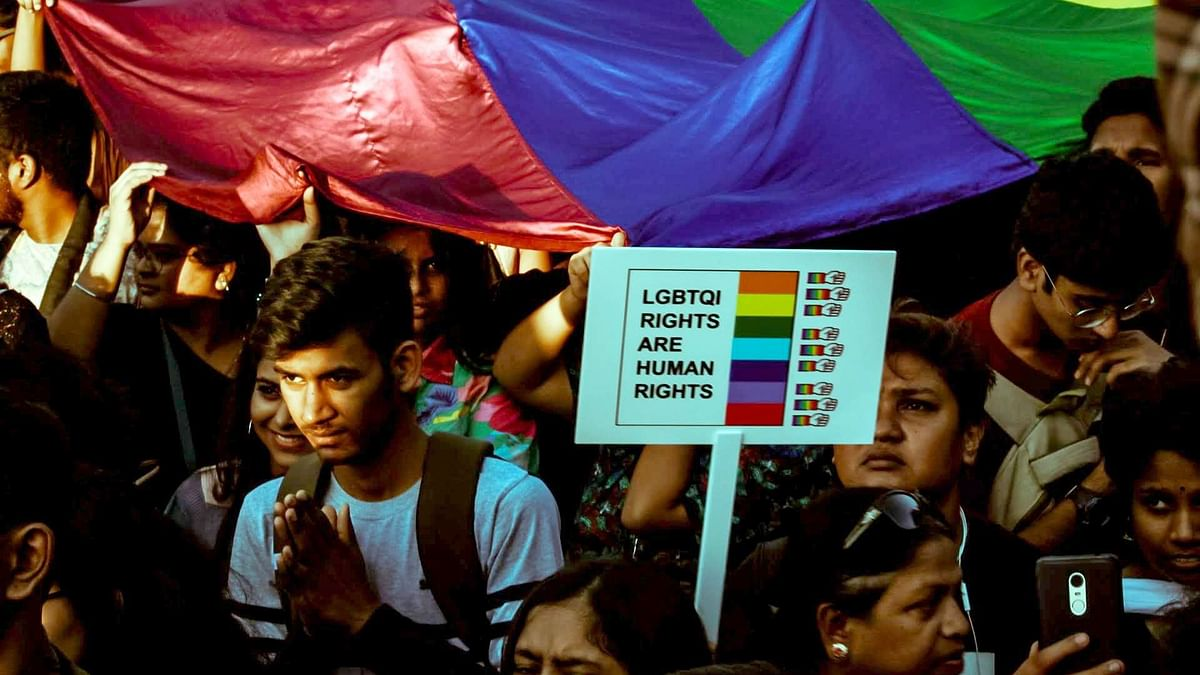 In Pics: Mumbai Stands in Solidarity With Pride 2020