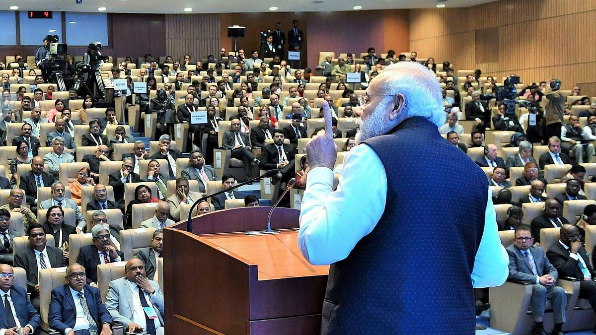 PM Modi A 'Versatile Genius': Supreme Court Judge Arun Mishra