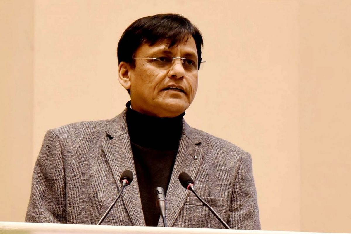Union Minister of State for Home Nityanand Rai.