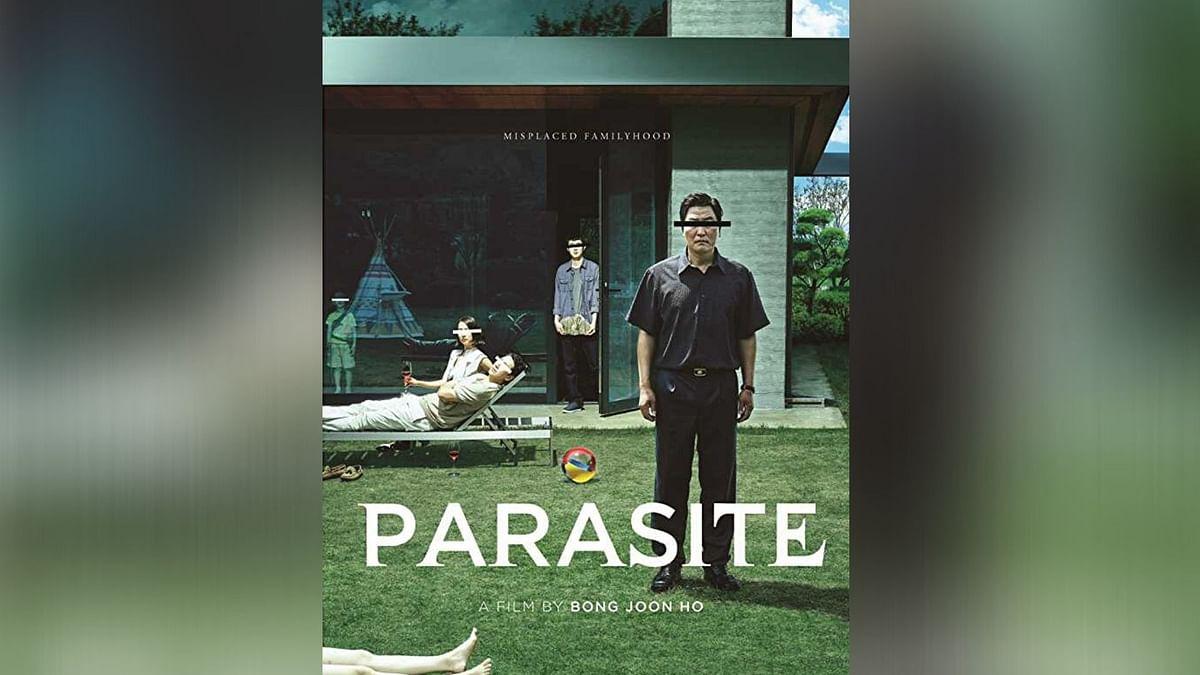 Poster of <i>Parasite.</i>